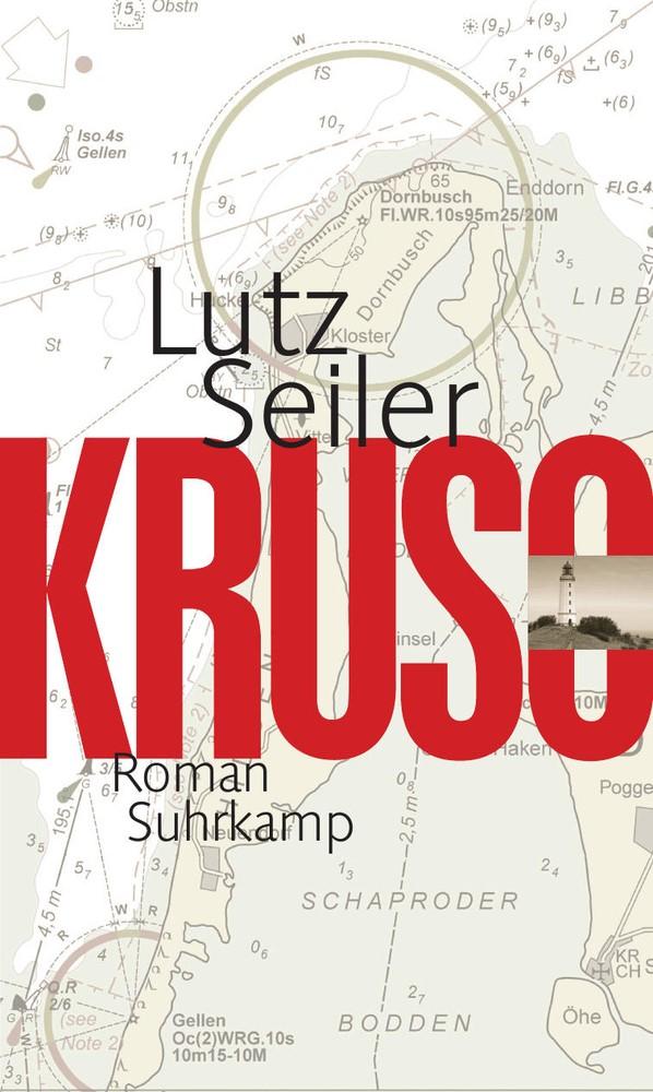Kruso | Seiler, 2014 | Buch (Cover)
