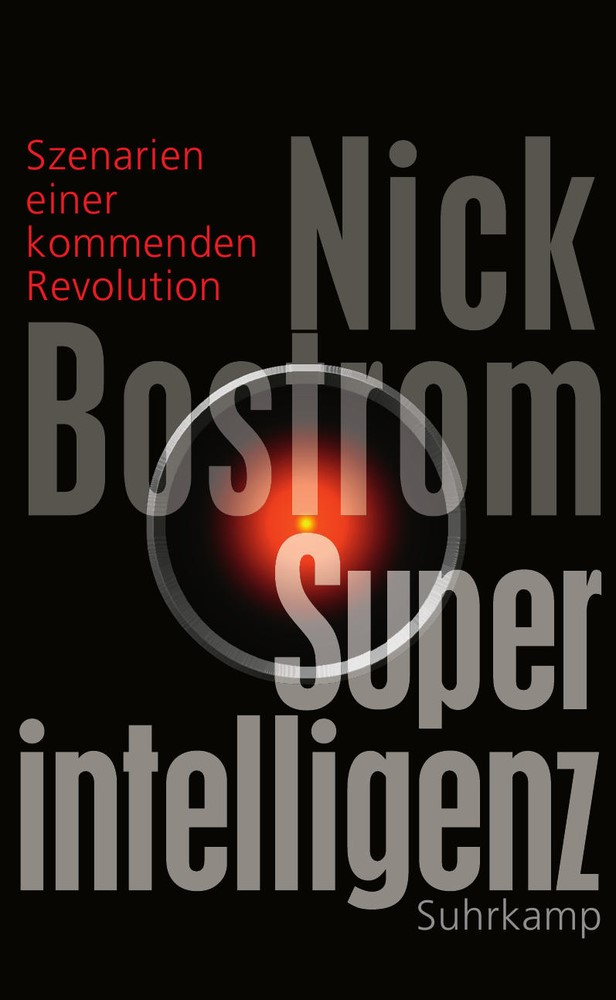 Superintelligenz | Bostrom, 2014 | Buch (Cover)