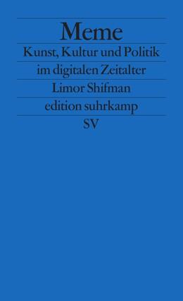 Abbildung von Shifman | Meme | 1. Auflage | 2014 | 2681 | beck-shop.de