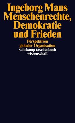 Abbildung von Maus | Menschenrechte, Demokratie und Frieden | Originalausgabe | 2015 | Perspektiven globaler Organisa... | 2113