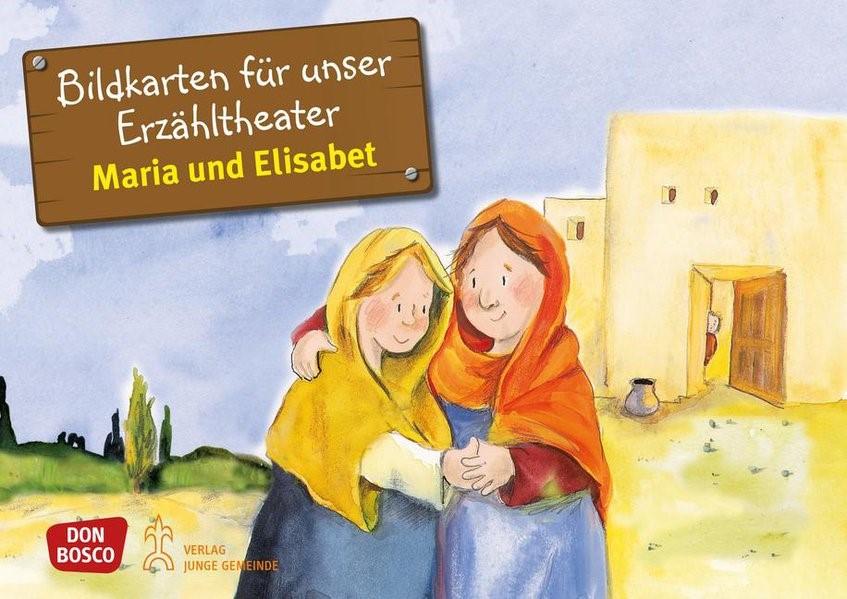 Maria und Elisabet | Brandt / Nommensen, 2017 | Buch (Cover)