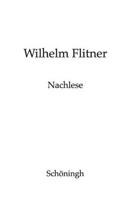 Abbildung von Herrmann | Nachlese | 1. Aufl. 2014 | 2014 | Biographisches - Erwachsenenbi... | 12