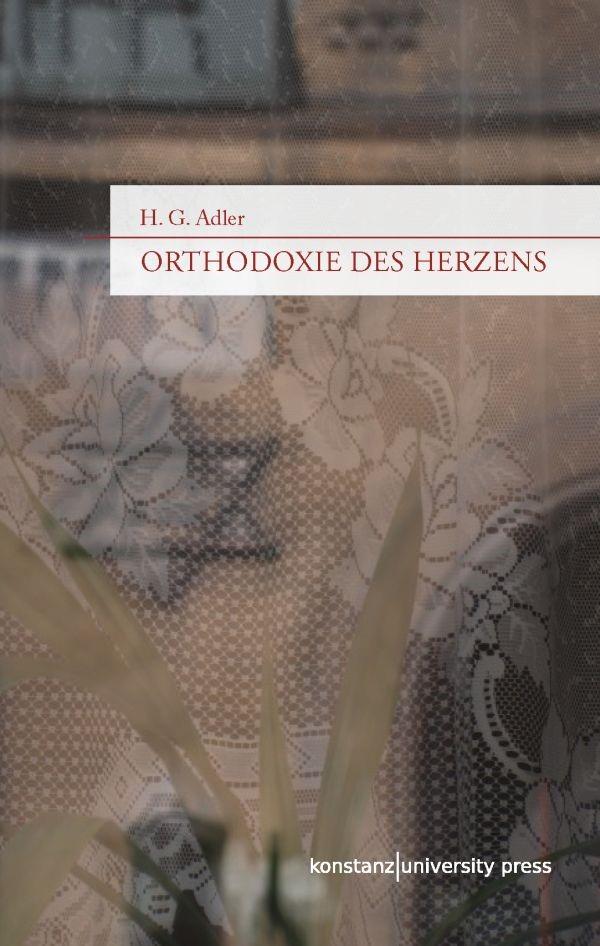 Orthodoxie des Herzens | Adler / Filkins | 1. Aufl. 2014, 2014 | Buch (Cover)