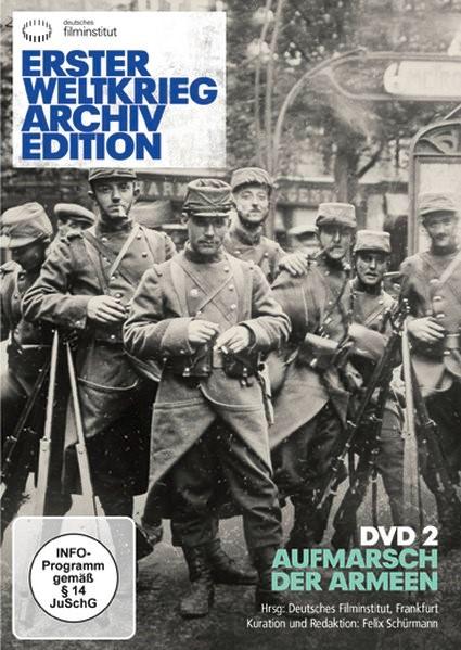 Erster Weltkrieg Archivedition (DVD 2), 2014 (Cover)