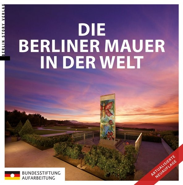 Die Berliner Mauer in der Welt | Kaminsky, 2015 | Buch (Cover)