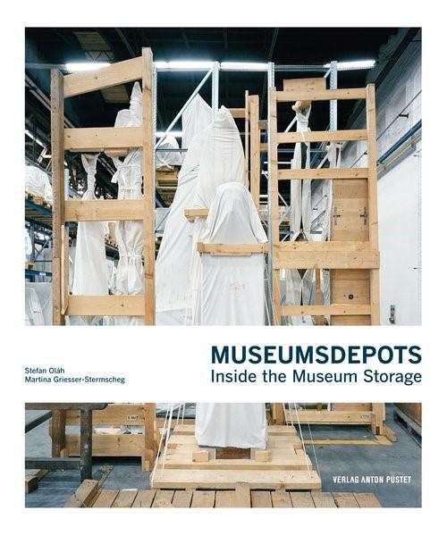 Museumsdepots   Olah / Griesser-Stermscheg, 2014   Buch (Cover)