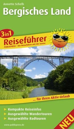 Abbildung von Schelb   Reiseführer Bergisches Land   1. Auflage   2014   beck-shop.de