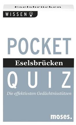 Abbildung von Saatmann | Pocket Quiz - Eselsbrücken | 1. Auflage | 2014 | beck-shop.de