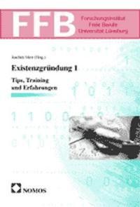 Abbildung von Existenzgründung 1 | 2001