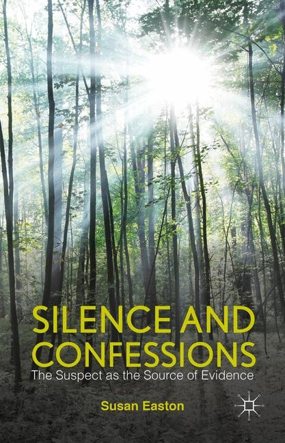 Silence and Confessions   Easton   2014, 2014   Buch (Cover)