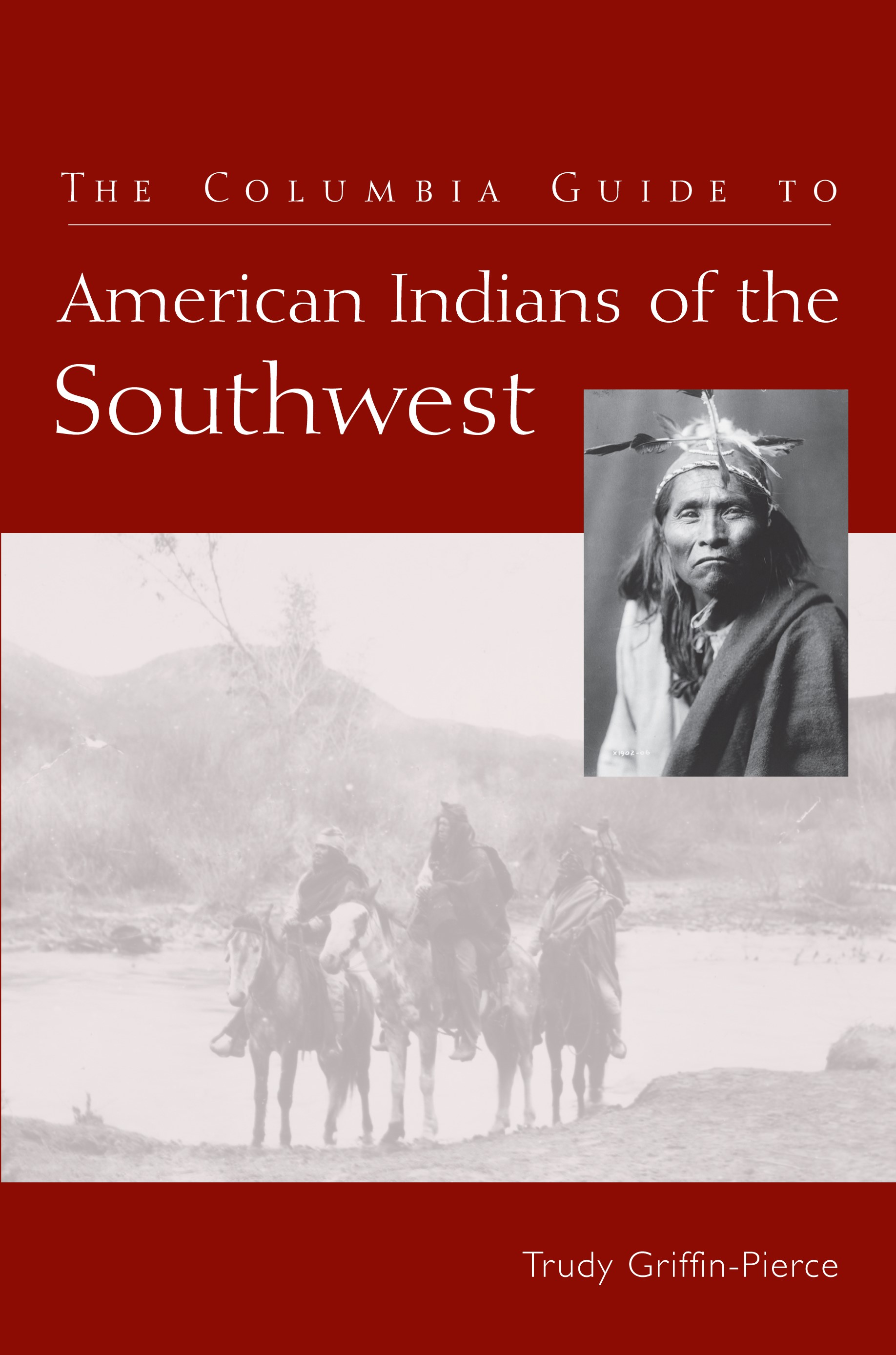 Abbildung von Griffin-Pierce | The Columbia Guide to American Indians of the Southwest | 2015
