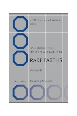 Abbildung von Handbook on the Physics and Chemistry of Rare Earths | 2014 | 45