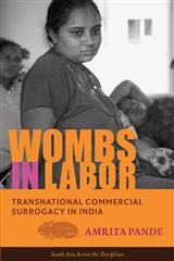 Wombs in Labor | Pande, 2014 | Buch (Cover)
