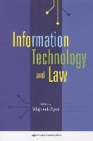 Abbildung von Cyrul | Information Technology and Law | 2014