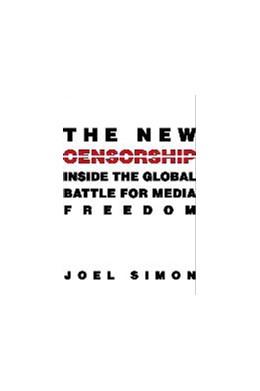 Abbildung von Simon   The New Censorship   2014