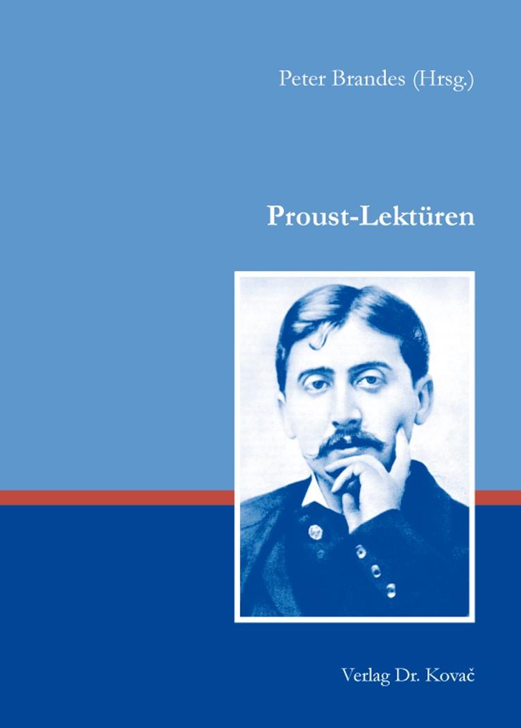 Proust-Lektüren | Brandes, 2014 | Buch (Cover)
