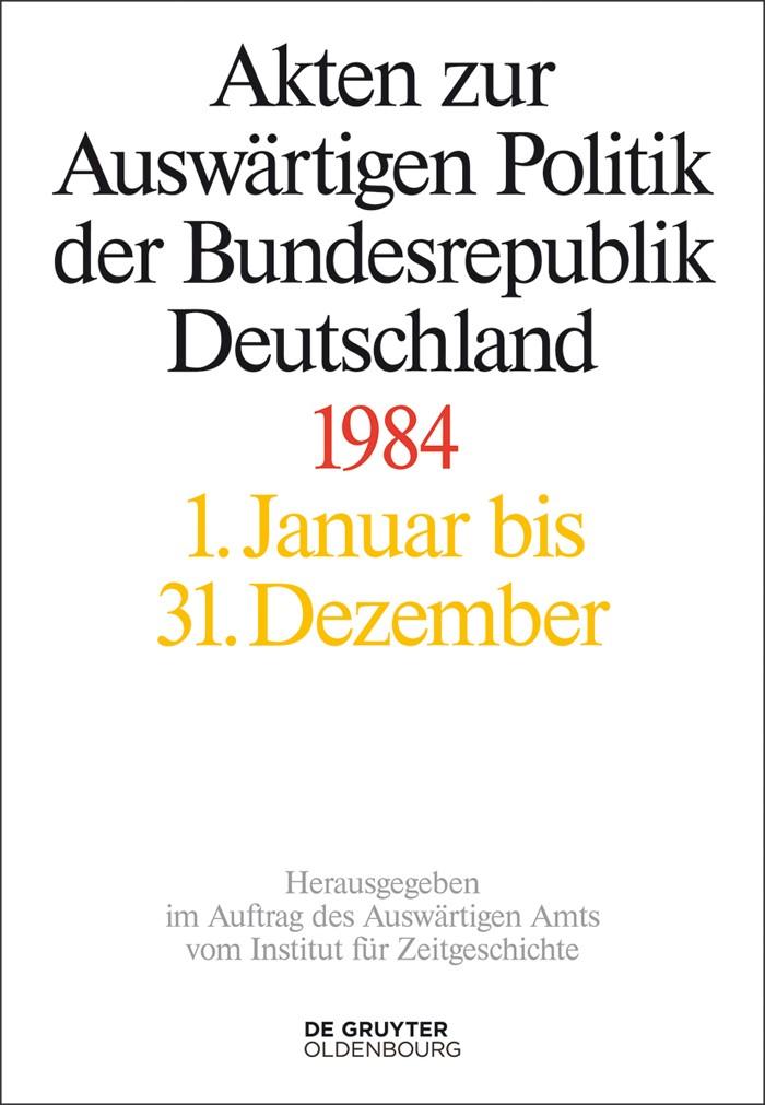 1984 | Taschler / Szatkowski, 2014 | Buch (Cover)