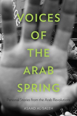 Abbildung von Alsaleh | Voices of the Arab Spring | 2015 | Personal Stories from the Arab...