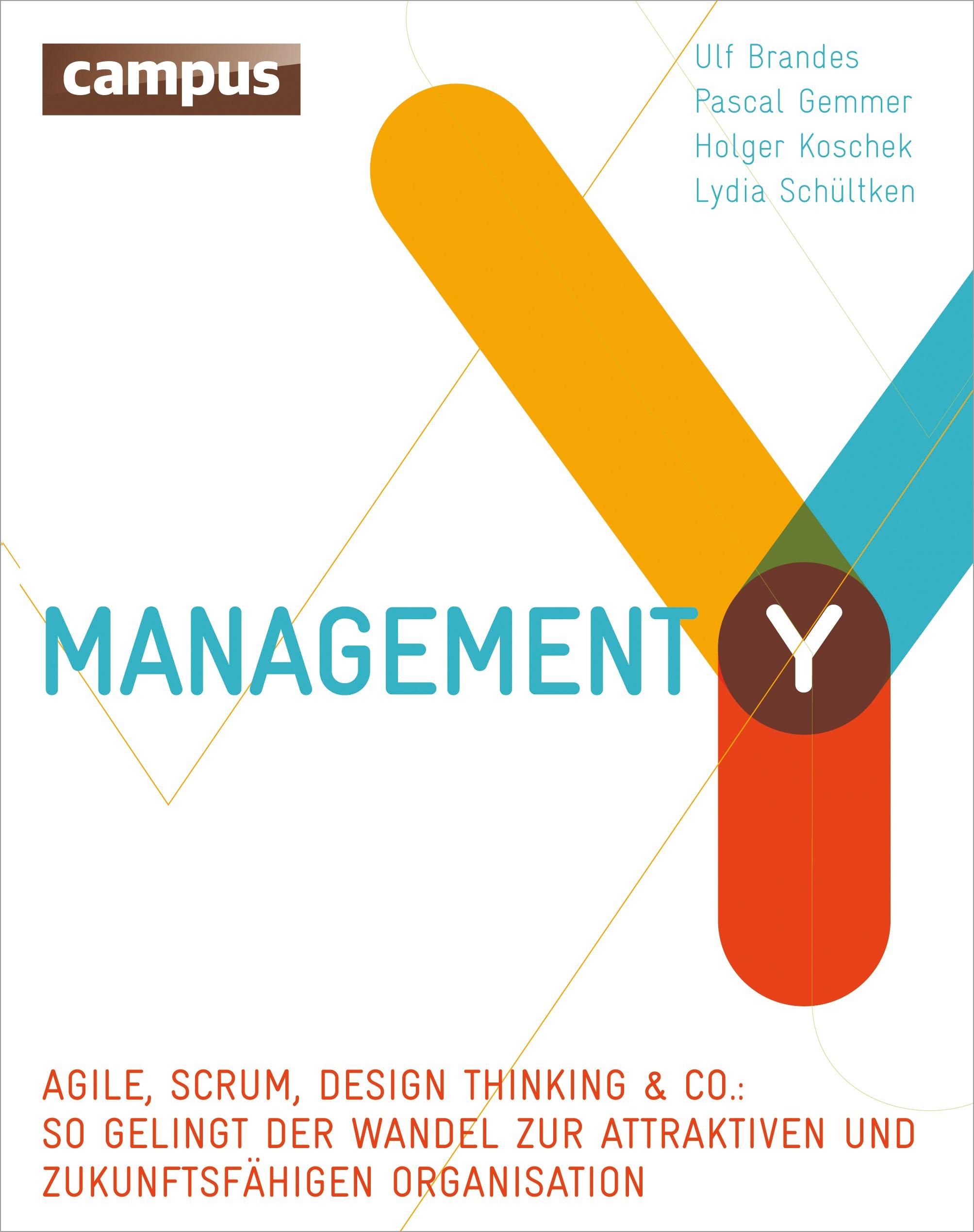 Management Y | Brandes / Gemmer / Koschek / Schültken, 2014 | Buch (Cover)