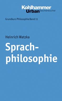 Abbildung von Watzka | Grundkurs Philosophie | 1. Auflage | 2014 | 395 | beck-shop.de