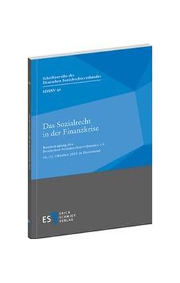 Abbildung von Rolfs (Hrsg.) | Das Sozialrecht in der Finanzkrise | 1. Auflage | 2014 | 64 | beck-shop.de