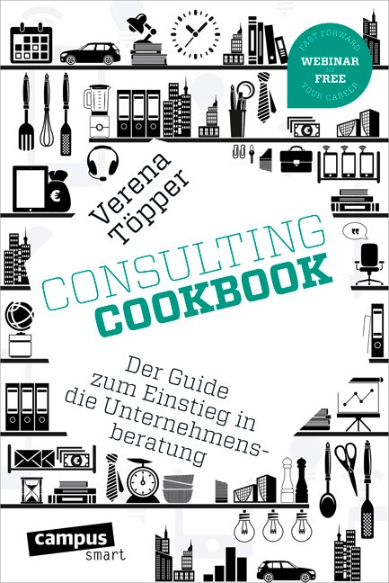Consulting Cookbook | Töpper, 2014 | Buch (Cover)