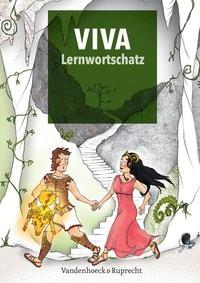 VIVA / VIVA Lernwortschatz   Mosebach-Kaufmann / Bartoszek / Datené   1. Auflage 2014, 2014   Buch (Cover)