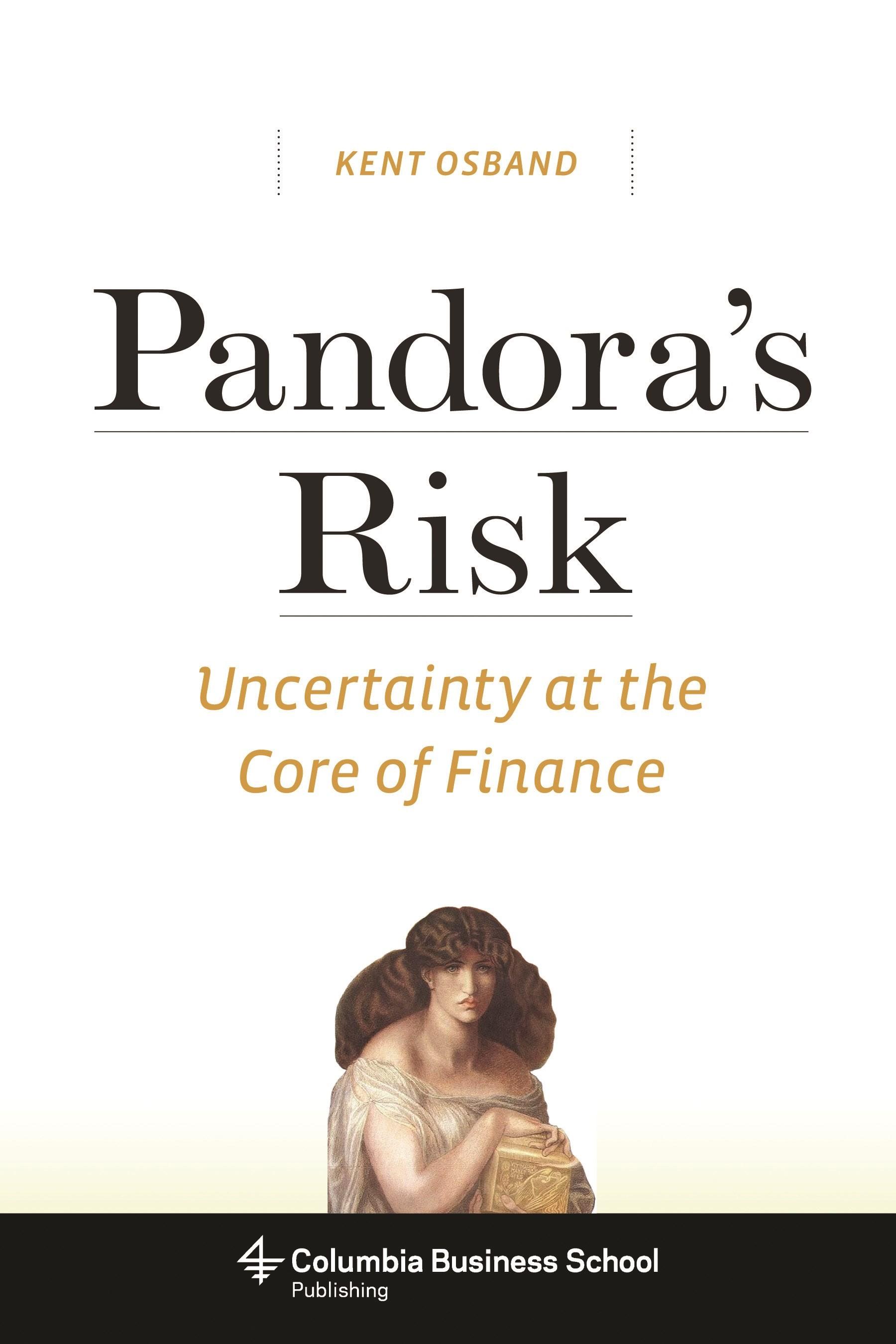 Abbildung von Osband | Pandora's Risk | 2014