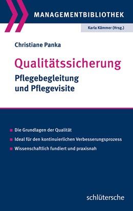 Abbildung von Panka / Kämmer   Qualitätssicherung   1. Auflage   2014   beck-shop.de