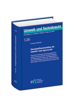 Abbildung von Dänicke   Energiepflanzenanbau im Umwelt- und Agrarrecht   1. Auflage   2014   126   beck-shop.de