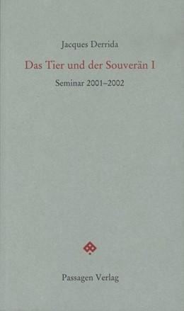 Abbildung von Derrida / Engelmann | Das Tier und der Souverän I | 1. Auflage | 2015 | beck-shop.de