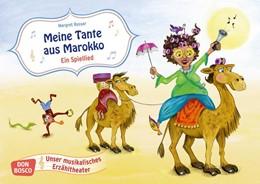 Abbildung von Bildkarten für unser musikalisches Erzähltheater: Meine Tante aus Marokko. Ein Spiellied | 1. Auflage | 2014 | beck-shop.de