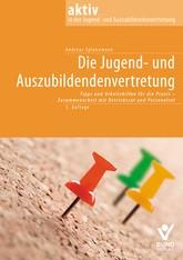 Die Jugend- und Auszubildendenvertretung | Splanemann | 3., überarbeitete Auflage, 2014 | Buch (Cover)