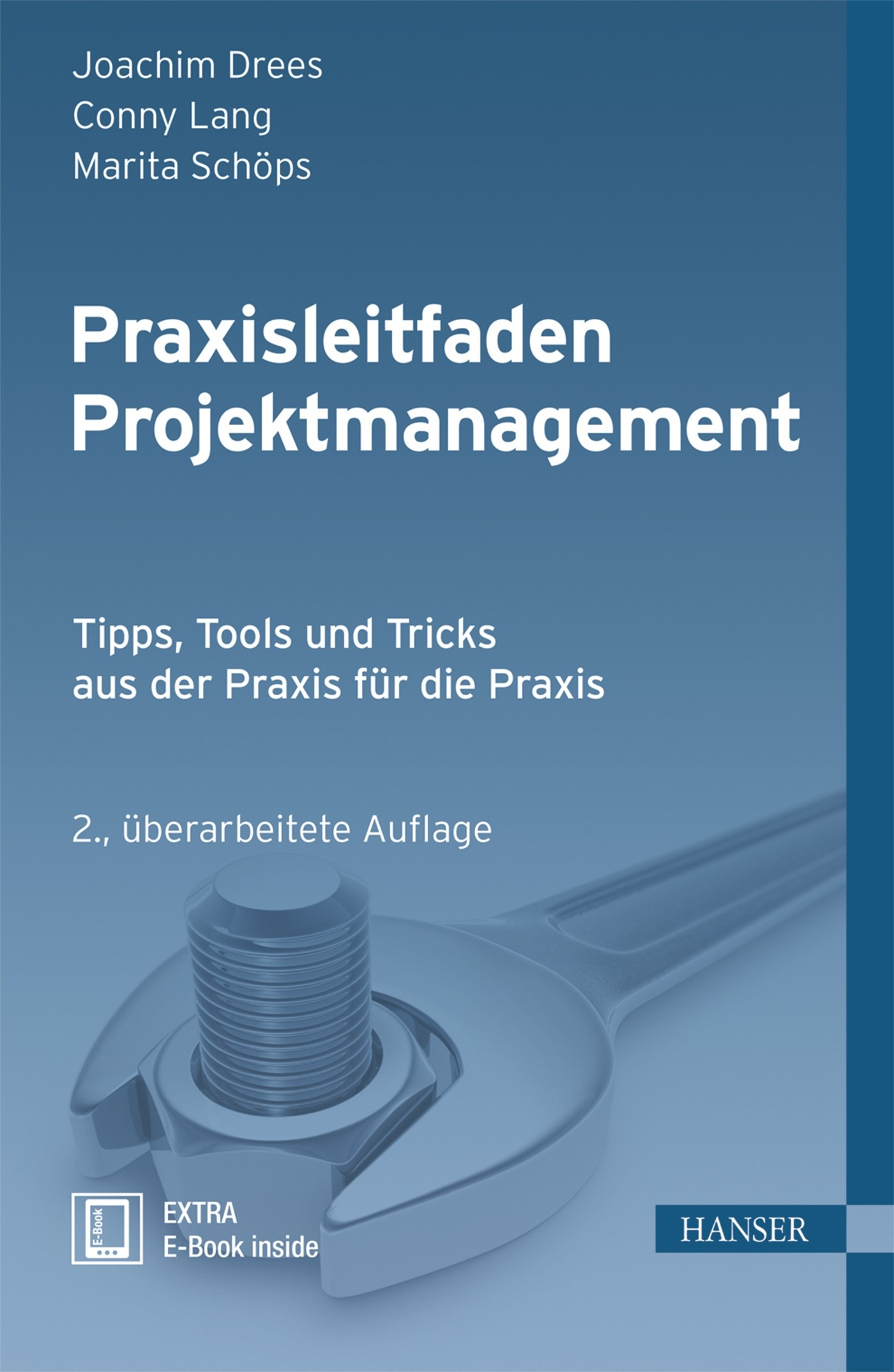 Abbildung von Drees / Lang / Schöps | Praxisleitfaden Projektmanagement | 2014
