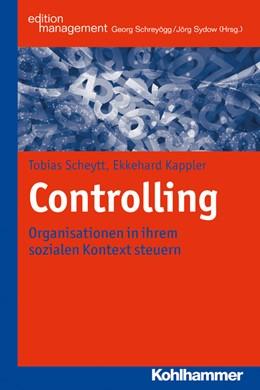 Abbildung von Scheytt / Kappler | Controlling | 2030 | Organisationen in ihrem sozial...