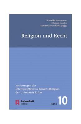 Abbildung von Kranemann / Mandry / Mueller | Religion und Recht | 2014