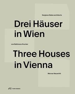 Abbildung von Drei Häuser in Wien | 1. Auflage | 2014 | beck-shop.de