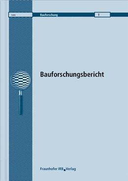 Abbildung von Hegger / Roggendorf / Goralski | Ermüdungsverhalten von Beton unter zyklischer Beanspruchung aus dem Betrieb von Windkraftanlagen | 2014 | 3305