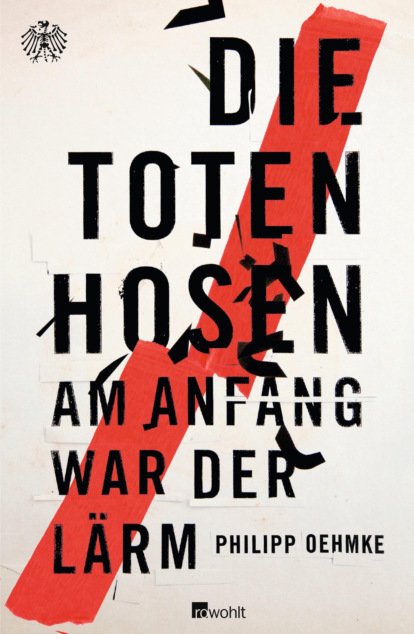 Die Toten Hosen | Oehmke | 5. Auflage, 2014 | Buch (Cover)