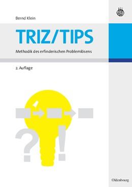 Abbildung von Klein | TRIZ/TIPS - Methodik des erfinderischen Problemlösens | 2., verb. und erweiterte Aufl | 2014