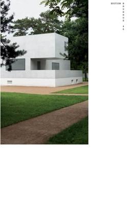 Abbildung von Oswalt / Stiftung Bauhaus Dessau | Neue Meisterhäuser in Dessau, 1925-2014 | 1. Auflage | 2016 | beck-shop.de