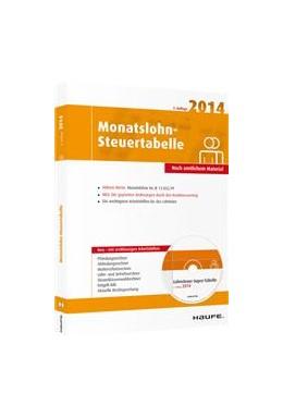 Abbildung von Monatslohn-Steuertabelle 2014 | 1. Auflage | 2014 | beck-shop.de