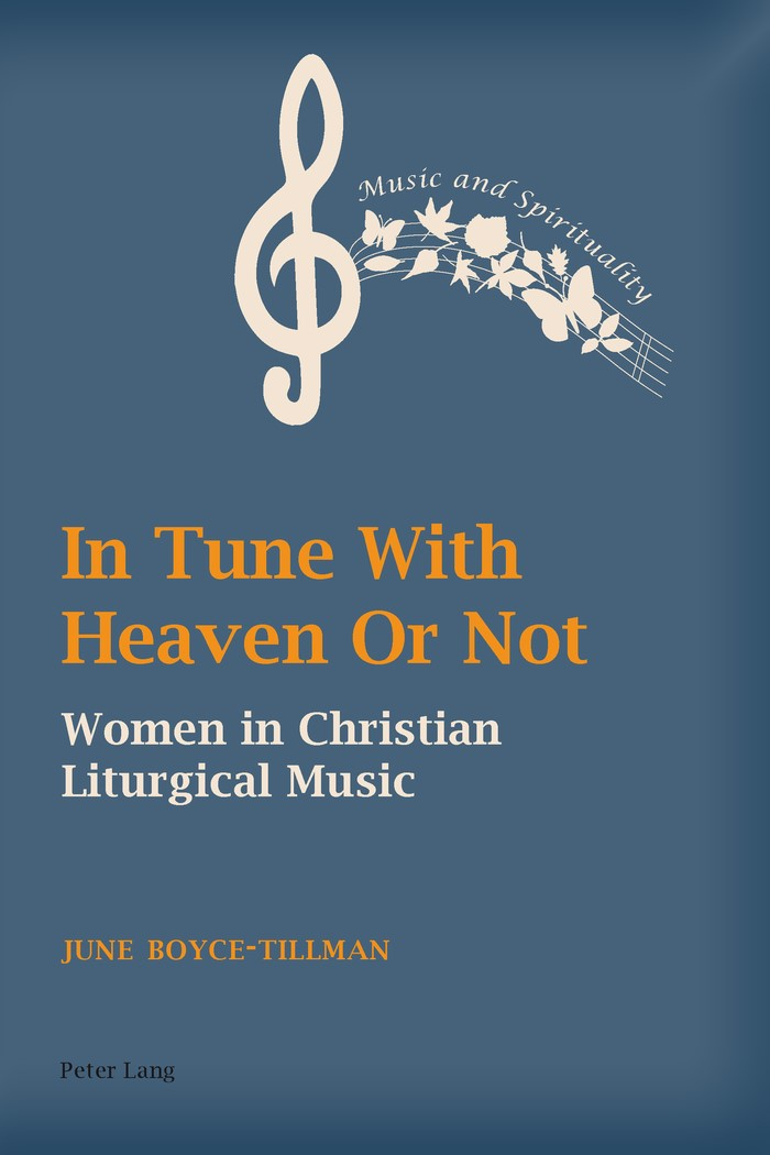 In Tune With Heaven Or Not | Boyce-Tillman, 2014 | Buch (Cover)