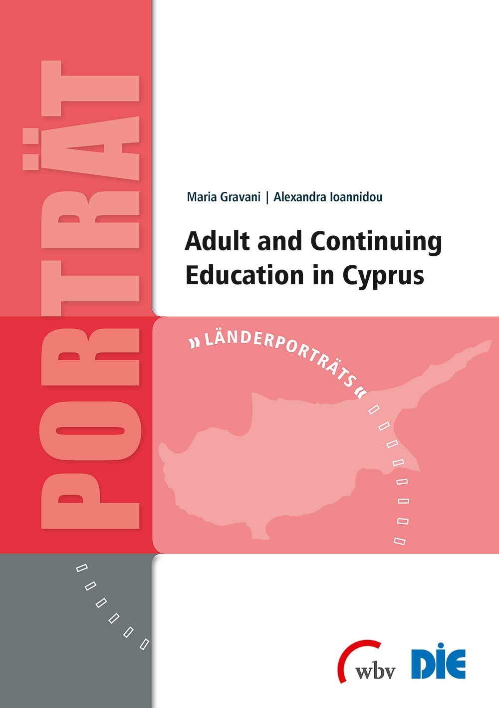 Abbildung von Gravani / Ioannidou   Adult and Continuing Education in Cyprus   2014