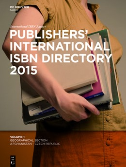 Abbildung von International Isbn Agency | Publishers' International ISBN Directory 2015 | 41. Auflage | 2015 | beck-shop.de