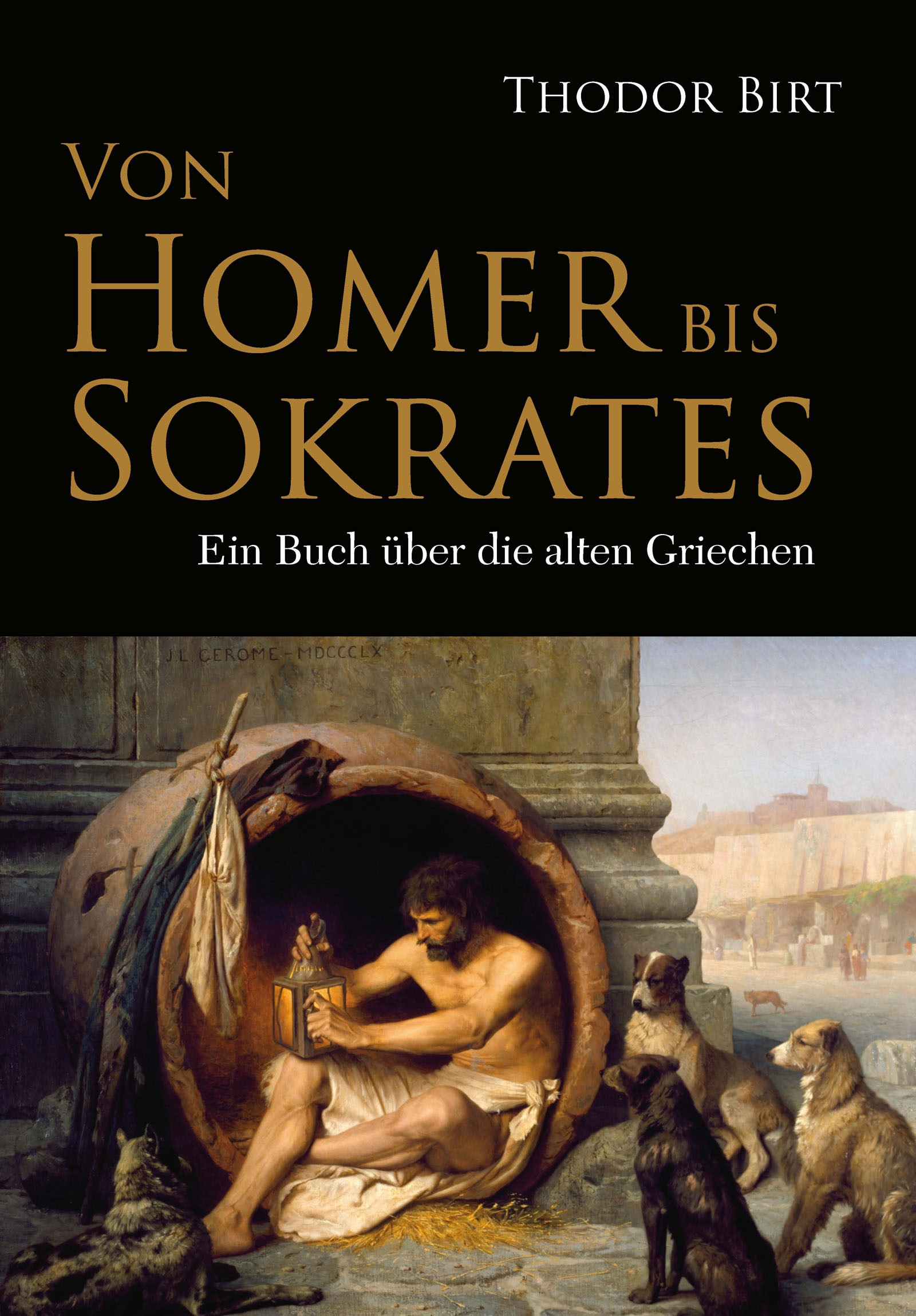 Abbildung von Birt   Von Homer bis Sokrates   2015