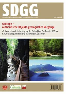 Abbildung von Kollmann / Röhling | Geotope - Authentische Objekte geologischer Vorgänge | 2014 | 18. Internationale Jahrestagun... | 84