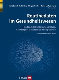 Abbildung von Swart / Ihle / Gothe / Matusiewicz | Routinedaten im Gesundheitswesen | 2014