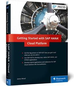 Abbildung von Wood | Getting Started with SAP HANA Cloud Platform | 2015