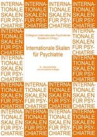 Abbildung von Collegium Internationale Psychiatriae Scalarum (CIPS) | Internationale Skalen für Psychiatrie | 2015